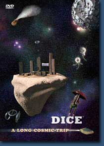 "DICE ""Cosmic Prog In Concert - DVD"""